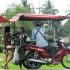 Fast Food On Wheels   A Motorbike BBQ