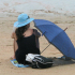 Soaking Up The Rain At Krabi Beach