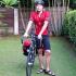 Chuen On His Way To Work