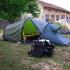 Camping In Vili's Garden