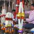 Temple Decorations, Mysore Flower Market
