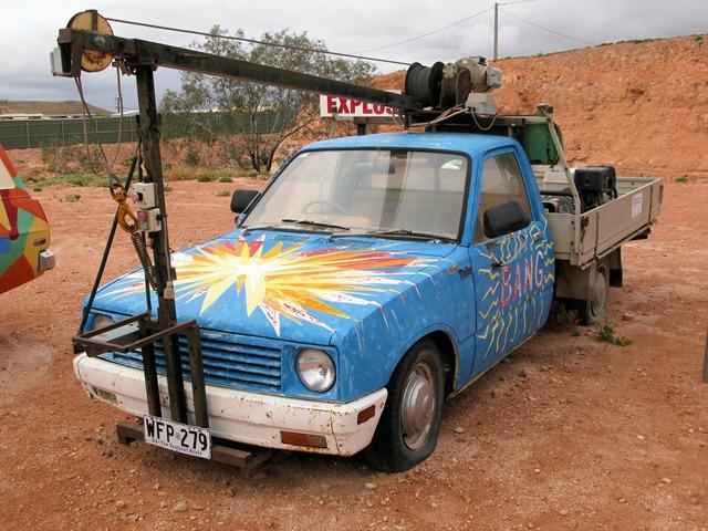 Miners car