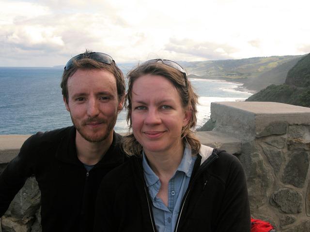 Guy und Frederike
