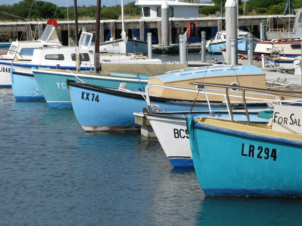 Queenscliff Boote