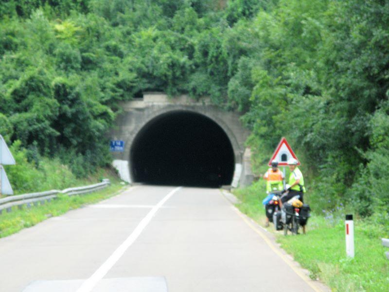 21 Tunnels To Get Through