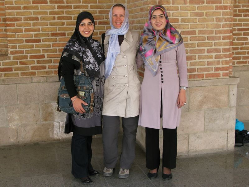 Freddie And The Girls From Kermanshah