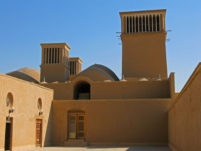 Badgirs (cooling Towers), Yazd