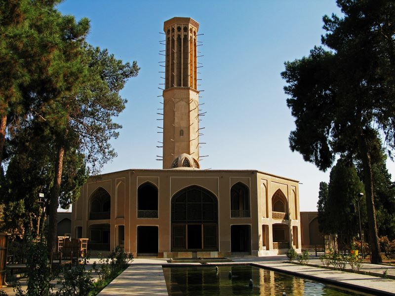 Yazd Badgir, Tallest In Iran
