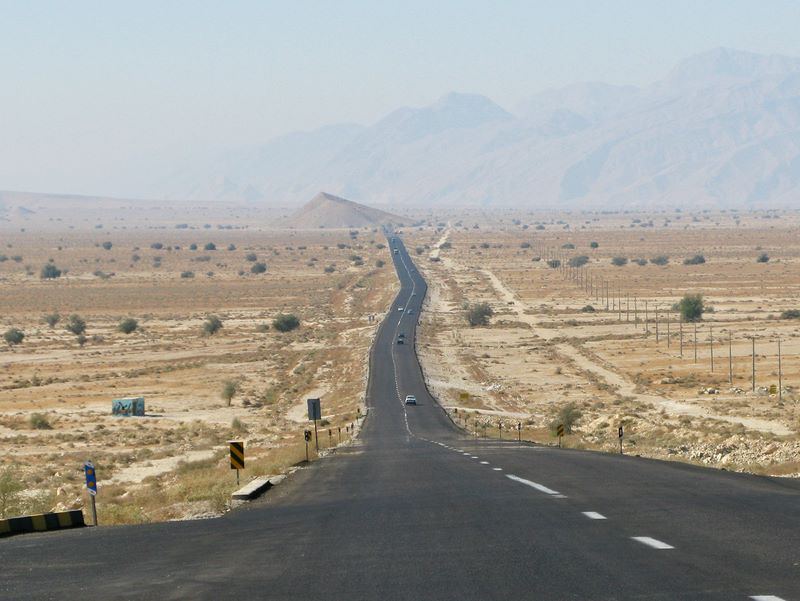 Road To Persian Gulf